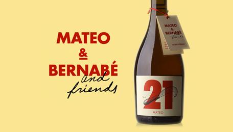 Mateo y Bernabé