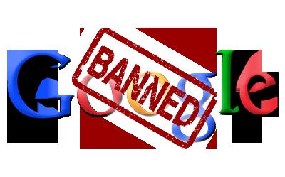 Penalización Google SEO