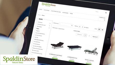 SpaldinStore