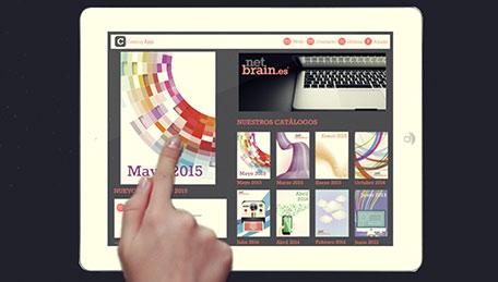 Aplicación de Catálogo Digital (CatalogApp)