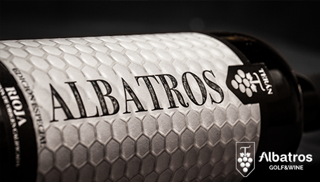 Club Albatros. Wine & Golf.