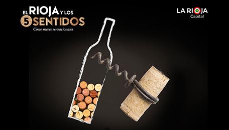 El Rioja y los 5 Sentidos. 2016
