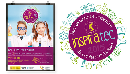 Inspiratec. Identidad visual.